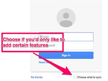 Google Chrome Profile New Addition